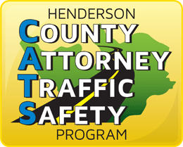 County Attorney Traffic Safety (CATS) Logo
